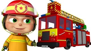 Download Zool Babies As Fire Fighters | Zool Babies Series | Cartoon Animation For Children Video