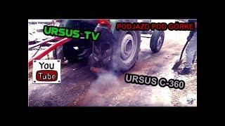 Download Ursus C-360 Podjazd pod górkę (2) Video