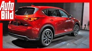 Download Mazda CX-5 (LA 2016) - Generation 2 Premiere/Auto Show/Review Video