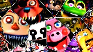 Download Ultimate Custom Night All Jumpscares Video
