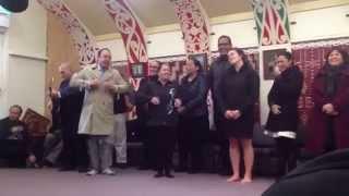 Download Otāwhao waiata ā ringa lyrics and actions Video