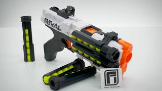 Download COOL UPGRADES FOR THE NERF RIVAL KRONOS! Video