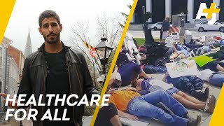 Download Can Universal Healthcare Actually Happen in the U.S.? | AJ+ Video
