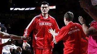 Download Yao Mings Top 10 Plays of his Career Video