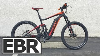 Download Giant Full-E+ 1 Video Review - Full Suspension Electric Bike Video