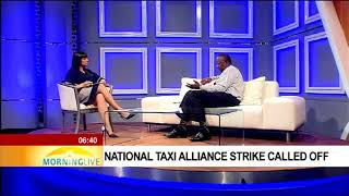 Download National Taxi Alliance strike temporarily suspended Video