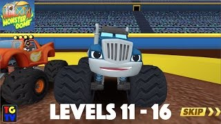 Download Blaze and the Monster Machines - Monster Dome Levels 11 - 15 Video