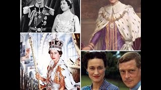 Download Who Would Be British Monarch TODAY If Edward Vlll Had Not Abdicated To Marry Wallis Simpson Video