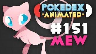 Download Pokedex Animated - Mew Video