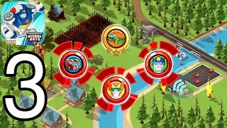 Download Transformers Rescue Bots - iPhone Gameplay Walkthrough Part 3 Video