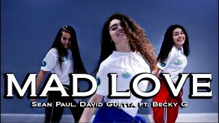 Download Sean Paul, David Guetta - Mad Love ft. Becky G - Dance Cover Video