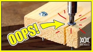 Download Will any screw work in a pocket hole? | MORE MINUTES Video