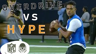 Download Nike 7ON Championship Game 2: HYPE vs. OVERDRIVE | The Opening | NFL Video