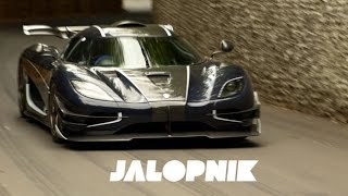 Download Watch The Koenigsegg One:1 At Full Tilt Video
