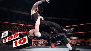 Download Top 10 Raw moments: WWE Top 10, Jan. 16, 2017 Video