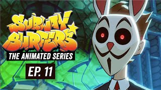 Download Subway Surfers The Animated Series - Episode 11 - Flux Video
