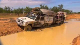 Download Simon gets bogged at Escott Station ► All 4 Adventure TV Video