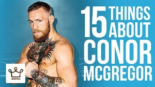 Download 15 Things You Didn't Know About Conor McGregor Video