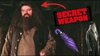 Download Harry Potter Theory: Was Hagrid Dumbledore's Secret Weapon? Video