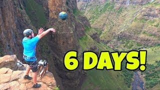 Download We Spent 6 Days Attempting a 200m Basketball Shot in Lesotho, Africa Video