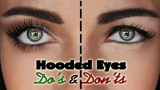 Download Hooded Droopy Eyes Do's and Dont's | MakeupAndArtFreak Video