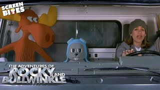 Download The Adventures Of Rocky And Bullwinkle - The arrest Piper Perabo, John Goodman OFFICIAL HD VIDEO Video