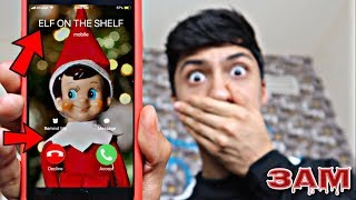 Download DO NOT CALL ELF ON THE SHELF AT 3AM!! *OMG HE CAME TO MY HOUSE* Video
