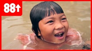 Download Down The Stream | The Invisible Story of Vietnamese River Children Video