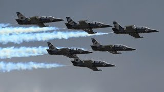 Download International Sanicole Air Show 2017 BREITLING JET TEAM #Sanicole Video