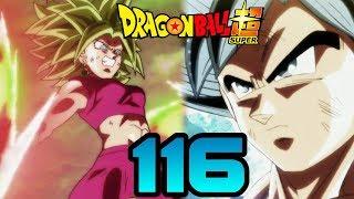 Download KEFLA Goes Down! + Ultra Instinct Kamehameha!: Dragonball Super 116 Review Video