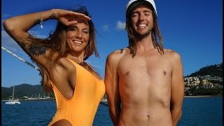 Download Living on the Great Barrier Reef (Sailing Nandji) Ep 6 Video
