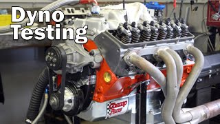 Download Chevrolet Cylinder Head Dyno Test Video