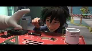 Download Disney Big Hero 6 Clip - Meet the Team (GoGo, Wasabi, Honey Lemon, Fred) Video