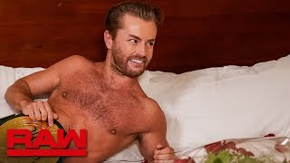 Download R-Truth invades Drake Maverick's hotel room: Raw, July 15, 2019 Video