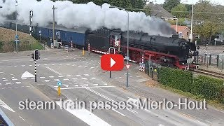 Download Steamtrain passes Mierlo Hout #69 Video
