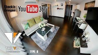 Download [ VR 360 ] The Vidi Condo Chiangmai Type D Video