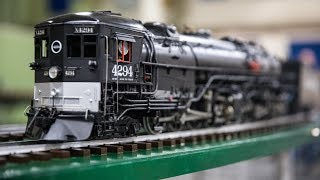 Download Awesome Model Trains with Steam Locomotives! Video