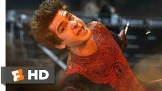 Download The Amazing Spider-Man - Saved by Spider-Man Scene (5/10) | Movieclips Video