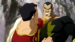 Download Shazam & Superman vs Black Adam | The Return of Black Adam Video