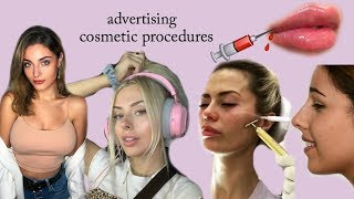 Download Cosmetic Procedures Advertised on Social Media Video