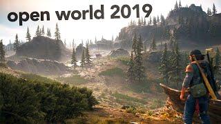 Download 10 BEST Open World Games of 2019 Video