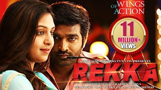 Download Rekka (2017) New Released South Indian Full Hindi Dubbed Movie | Action Blockbuster Movie 2017 Video