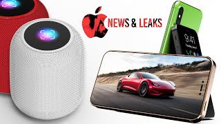Download HomePod 2, New iPhone 11 Leaks, Touch ID 3, SE 2 & More Apple News! Video
