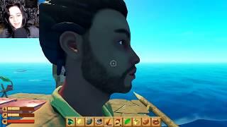 Download MORANDO EM UMA ILHA NO MEIO DO OCEANO! (RAFT) Video