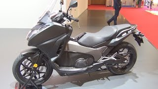 Download Honda Integra 750 ABS (2017) Exterior and Interior Video