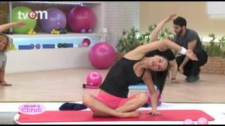 Download Ebru Şallı İle Pilates Egzersizleri 22.Bölüm Video