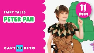 Download Peter Pan | Fairytales for Kids | Cartoonito UK Video