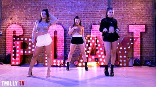 Download Eric Bellinger - G.O.A.T. - Choreography by Nicole Kirkland | #TMillyTV Video