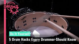 Download 5 Drum Hacks Every Drummer Should Know Video