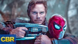 Download 20 Times MCU Actors Improvised On Set And Marvel Liked It Video